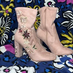 Chinese Laundry Briella Ankle sock boots